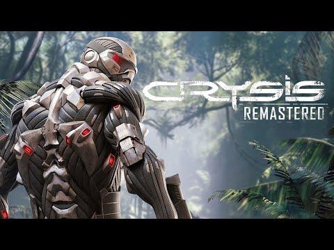 Crysis Remastered   GAMEPLAY trailer