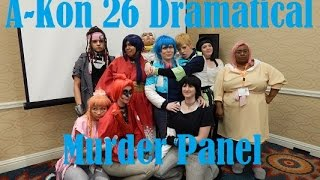 A-kon 26 Dramatical Murder RE: connect AGAIN 18+ Panel