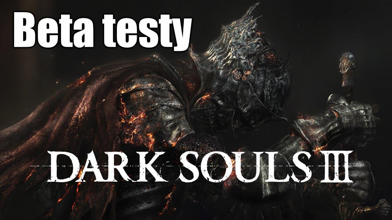dark souls 3 beta