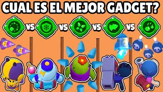 WHAT IS THE STRONGEST GADGET? | NEW GADGETS | GADGETS OLYMPICS | BRAWL STARS