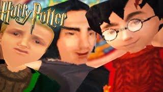 Гарри Поттер не может качать права!