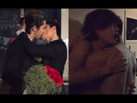 nụ hôn đồng tính gây sốt nhất 2014