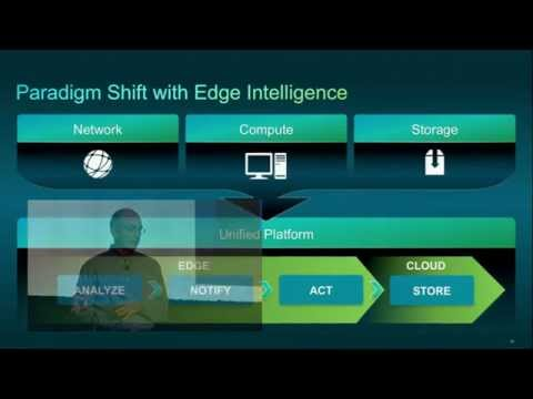 Michael Enescu - From Cloud to Fog Computing and IoT | LinuxCon + CloudOpen North America 2014