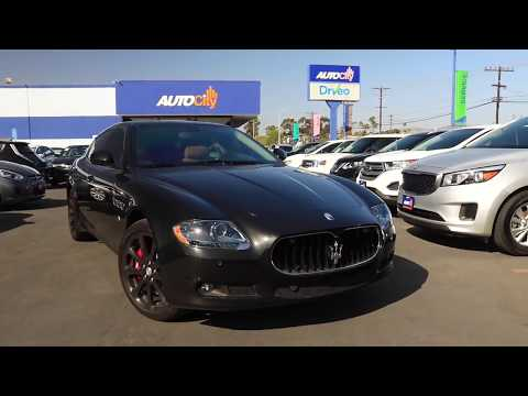 2012 Maserati Quattroporte S: So Elegant, So Powerful, So...Italian!
