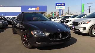 Maserati Quattroporte 2013 Videos