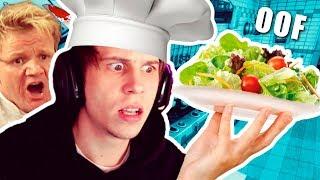 COCINERO DESASTRE | Cooking Simulator