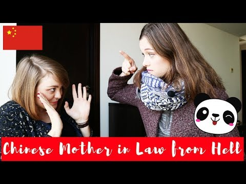 AMWF: HOW TO DEAL WITH MY CRAZY CHINESE MOTHER IN LAW?!