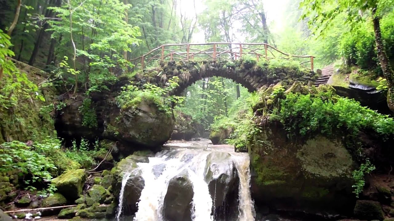 Amazing Falls Wallpaper Mullerthal Trail Route 2 Youtube