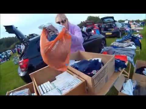 Carboot Hunting Episode 14 - Adventure Time!