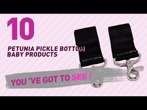 Petunia Pickle Bottom Baby Products Video Collection // New & Popular 2017