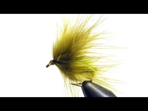 Grass Carp Moss Fly Tying Video Instructions