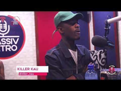 Killer Kau Talks about Launching his New Album & Venturing into Gospel o