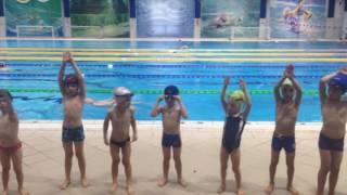 Детское плавание для всех желающих!