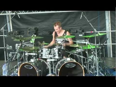 Norther Brutal Assault Festival Live 2012