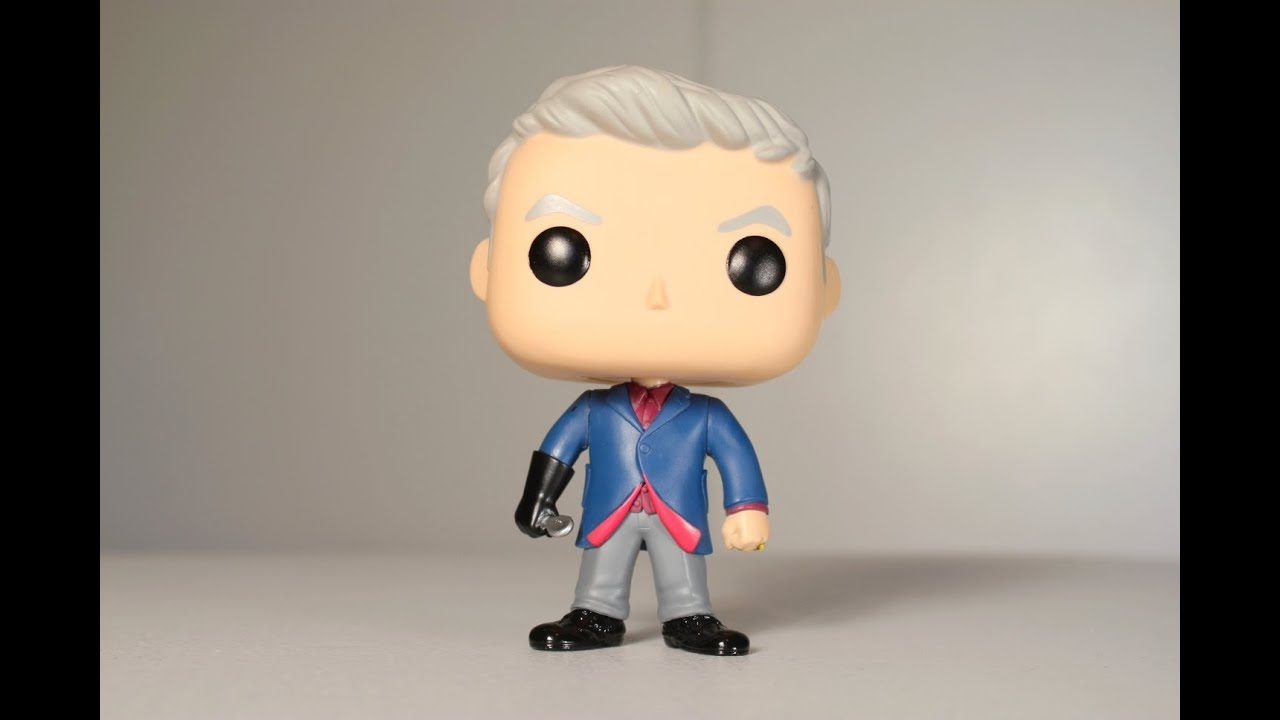 Doctor Who Twelfth Doctor With Spoon Funko Pop Review