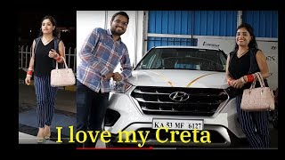 Taking Delivery of Hyundai Creta|Entering Showroom to Driving Back Home|Full Video|Happy Moments