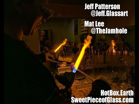 Jeff Patterson - Sweet Piece of Glass Interview