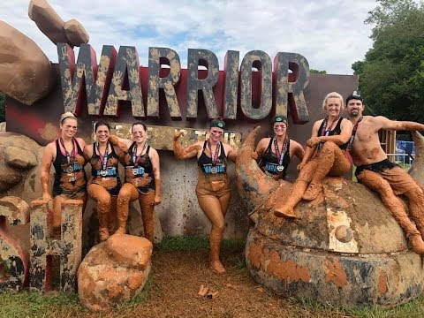 Warrior Dash 2018