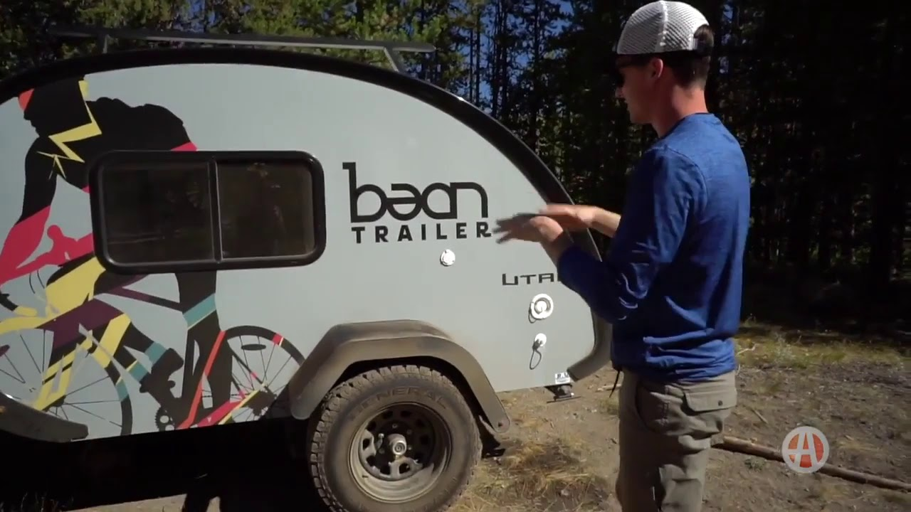 Here's What It's Like Towing a Teardrop Trailer with a Toyota Tacoma |  Autotrader