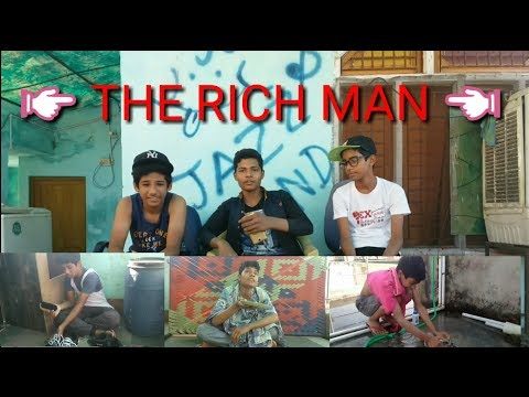 The rich man | the bad boys action | how to poor man Convert to rich man | funny videos | sk | TBB