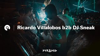 Ricardo Villalobos b2b DJ Sneak @ Pyramid - Amnesia Ibiza Opening 2018 (BE-AT.TV)