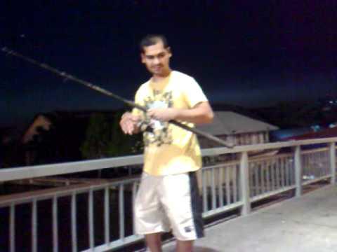 ตกปลา สะพานกรุงเทพ 2