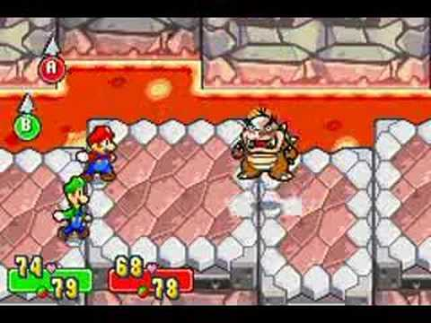 Mario Amp Luigi Superstar Saga Morton Youtube