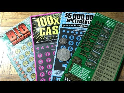 Finally a NICE surprise!! BIG MONEY JACKPOT FORTUNE 100X THE CASH & $5,000,000 SPECTACULAR