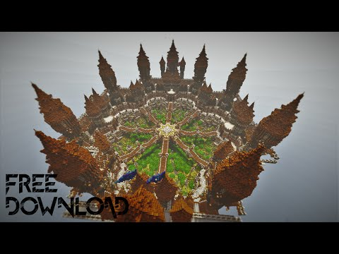 Minecraft Free Hub Lobby Spawn [+Download]