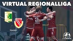 Virtuelle Regionalliga Nordost Live! Wir zeigen Chemie Leipzig gegen Energie Cottbus