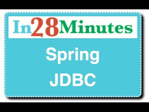 spring-jdbc-tutorial---with-examples