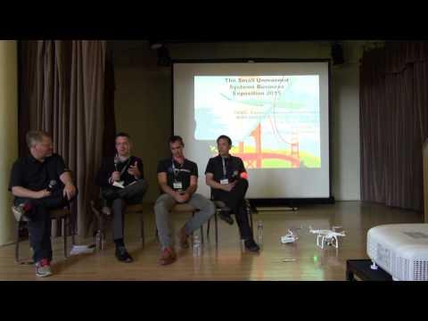 Silicon Valley Drone Show Panel