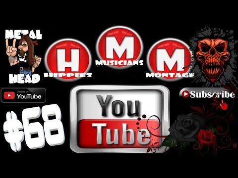 HMM-SS#68 W/Brad Example,TrevorD,Autism Rocks,LEOmetalGuy,Preston Smith,Mobile Metal,KKungDrum💥✌😎💥