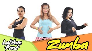 Senam Zumba Mengecilkan Perut Untuk Pemula