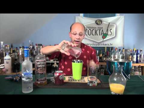 How To Make The Dr. Poison Cocktail