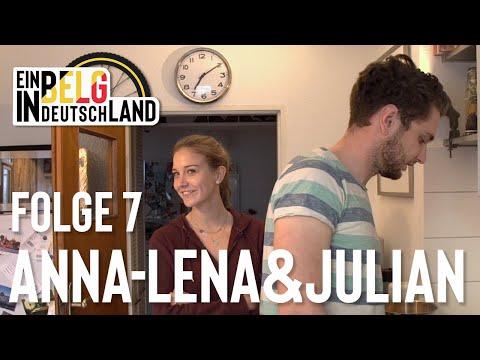 Ein Belg In Deutschland - Folge 7 - Anna-Lena Und Julian | Frankfurt Am Main In Hessen