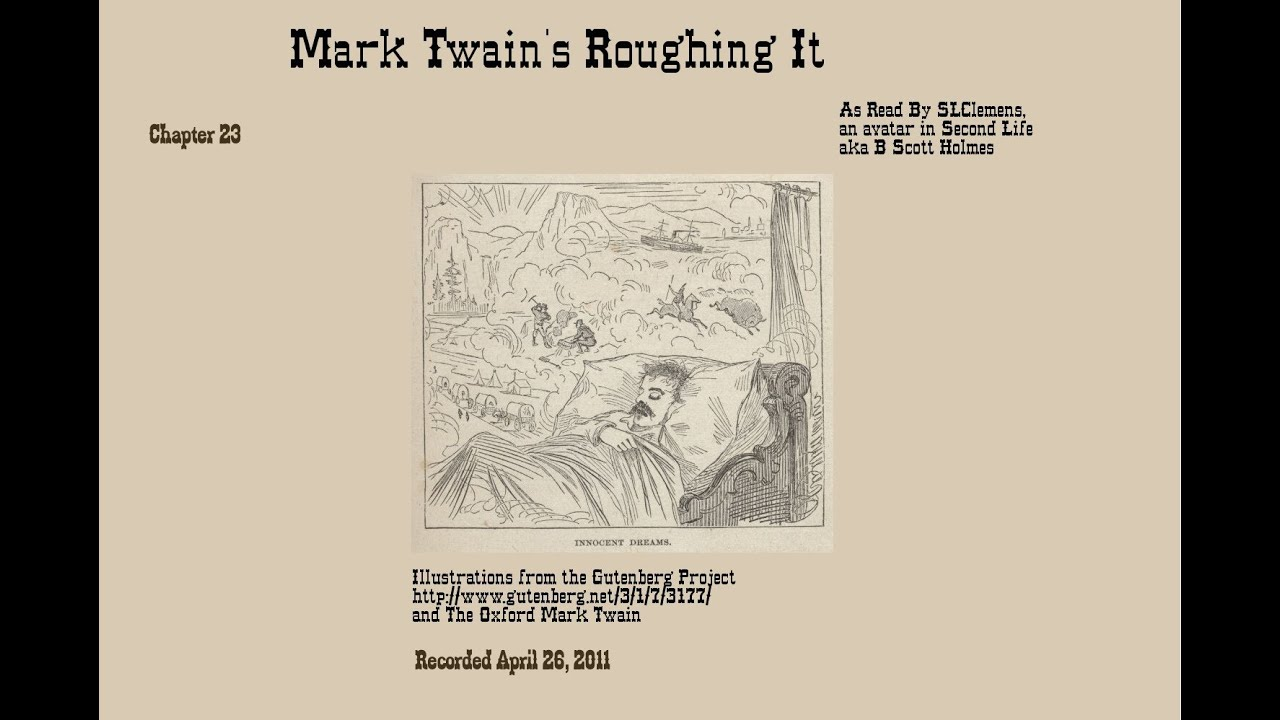 roughing it mark twain summary