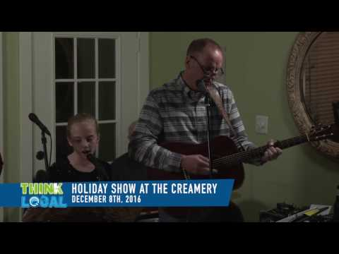 Commerce Street Creamery Holiday Show