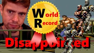 Streets of Rage 2 World Record Mania 44:15 Max speedrun