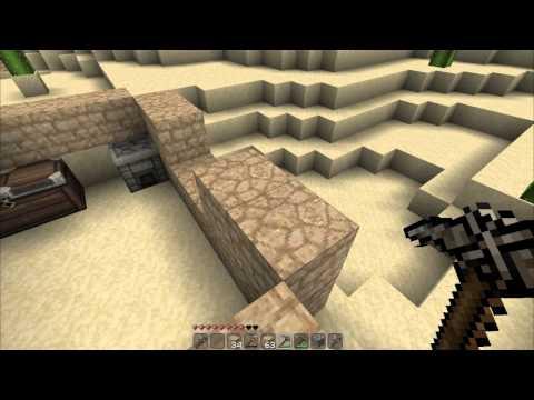 Minecraft: Desert Oasis Survival - Part 3...