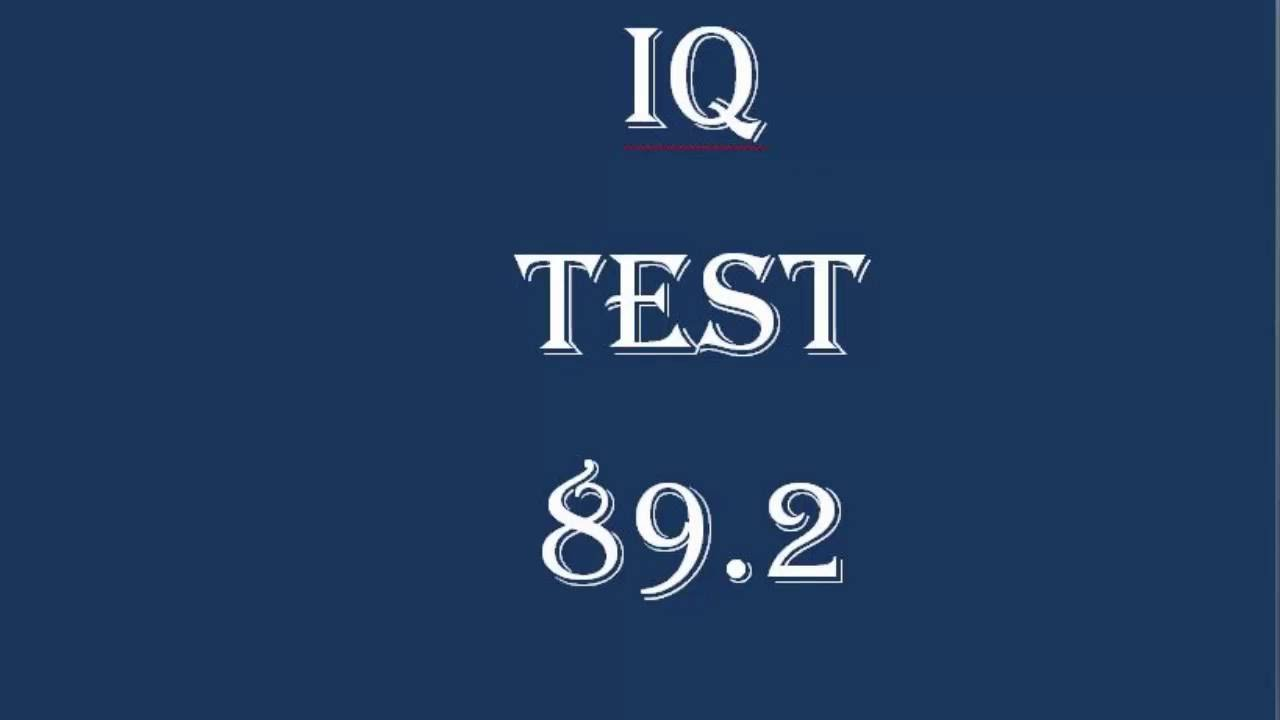 iq tests do not test intelligence Sat not an iq test - not advertised as such but does correlate about 8 with standard iq tests  give lot of people a variety of intelligence tests-find positive.