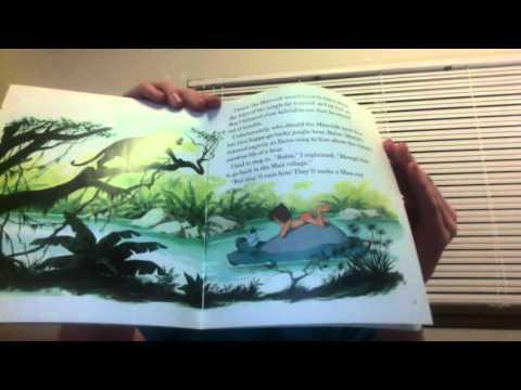 The Jungle Book Read along