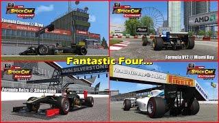 Fantastic Four (F1