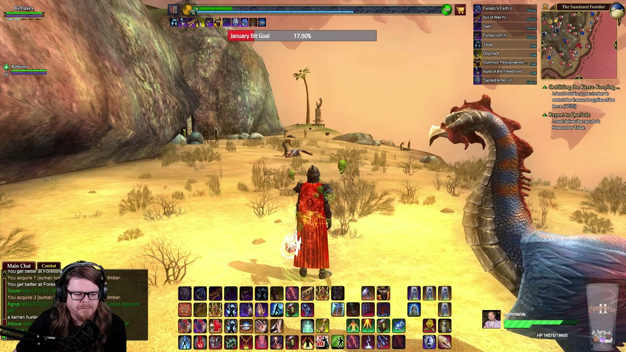 EverQuest 2   Server: Fallen Gate   Fallen on the Gate and I Can't Get Up