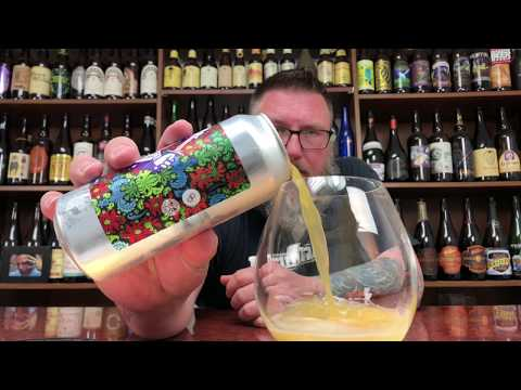 Massive Beer Review 1530 Other Half & Mikkeller All Royal Everything Kings Edition Triple IPA