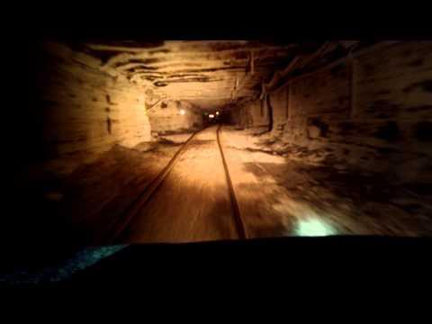 Driving A Motor In A Coal Mine
