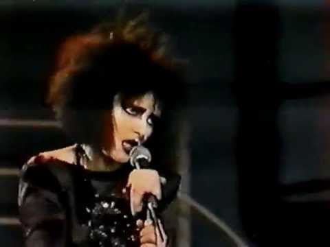 Siouxsie & The Banshees - Candyman (French TV 1987)