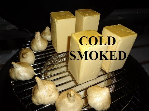Cold Smoked Butter Garlic Kosher Salt With Hickory
