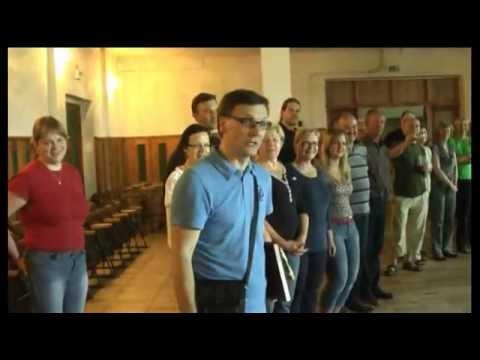 "VPDK ""Dzēse"" un folkloras grupa ""Vilnis"": ""United states of dance"""