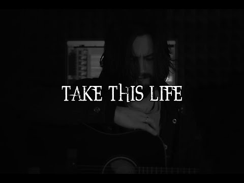 In Flames - Take this life (Acoustic cover by Andreas Valken)